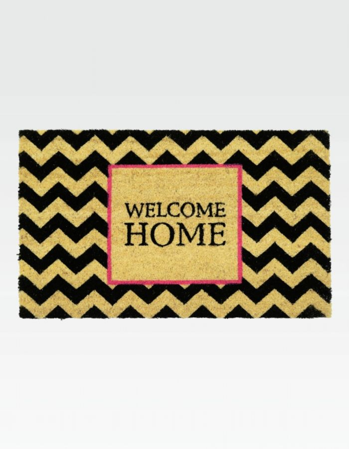 "Fußmatte ""WELCOME HOME"""