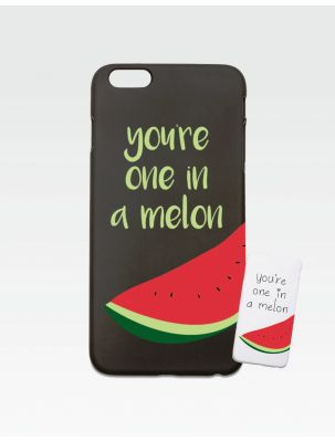 "Smartphonecover ""You`re one in a melon"""