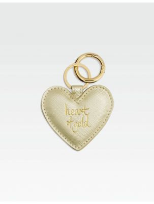 Keyring-Heart of gold