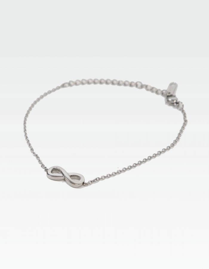 """Armband """"Infinity"""" - rose gold oder silber"""