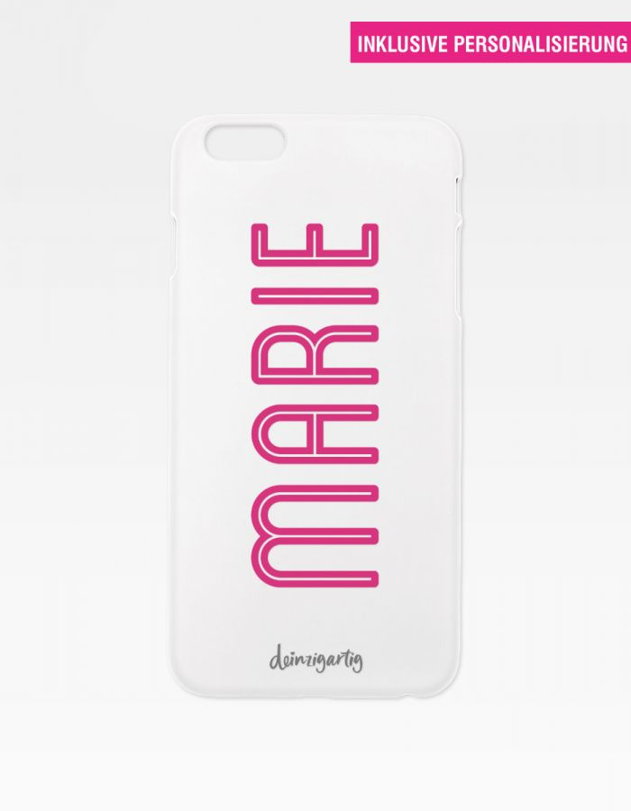 "Smartphonecover ""Label"""
