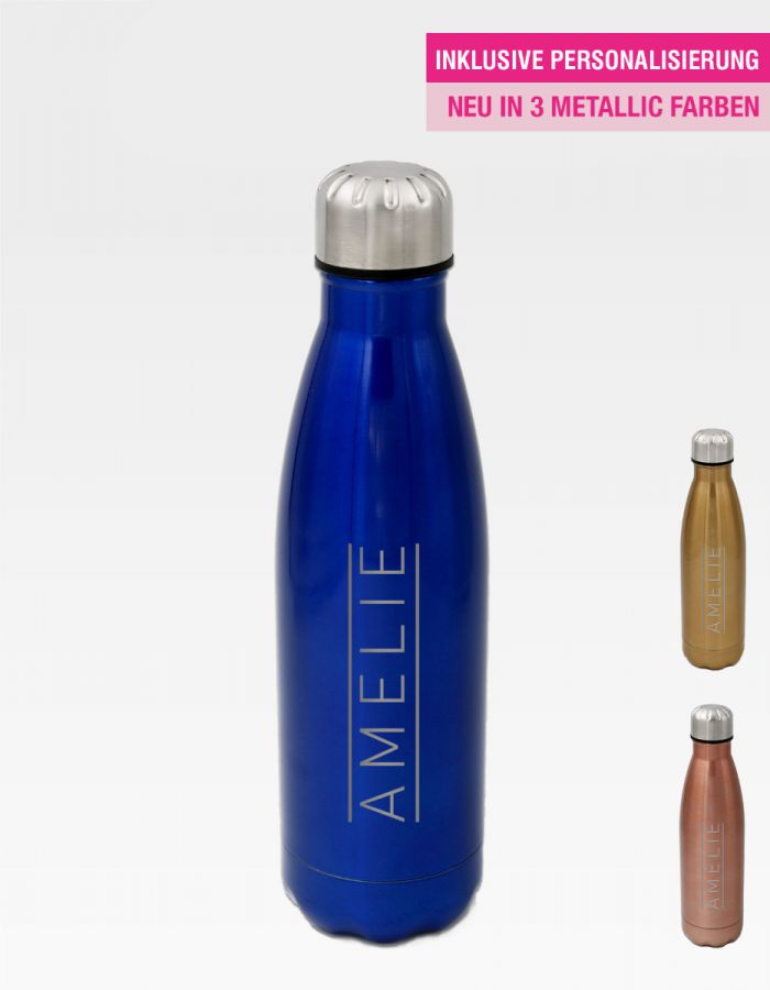 Christmas Edition: #Lieblingsflasche Active Metallic - Balance Design