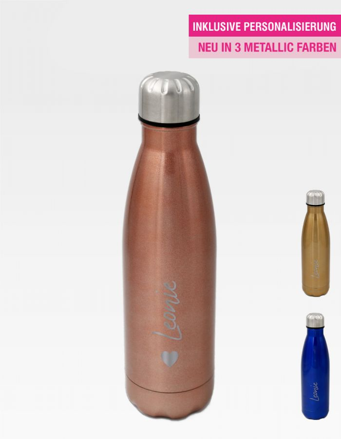 Christmas Edition: #Lieblingsflasche Active Metallic - Harmony Design