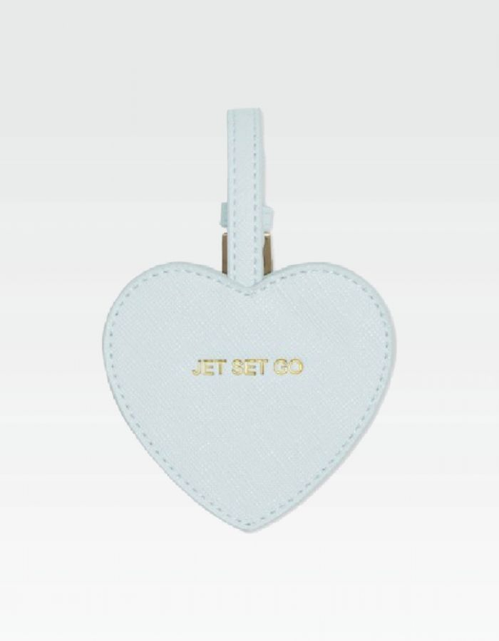 Luggage Tag - Jet Set go
