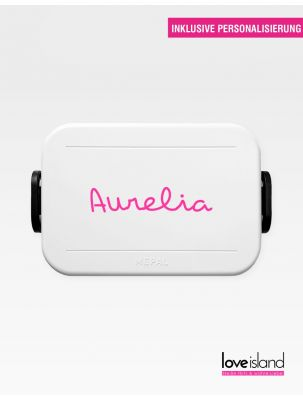 Offizielle Love Island Lunchbox - pink
