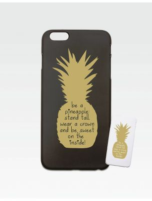 "Smartphonecover ""Be a pineapple"""